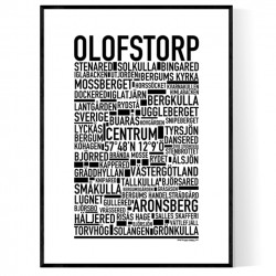 Olofstorp Poster