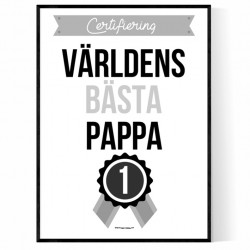 Pappa Certifiering