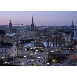 DTP Stockholm Night