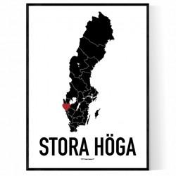 Stora Höga Heart