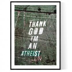 Atheist Poster