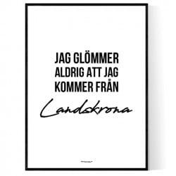 Från Landskrona