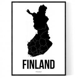 Finland Karta
