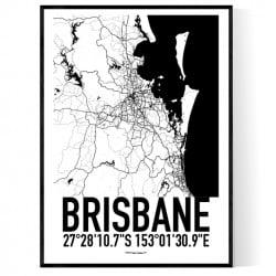 Brisbane Karta 2