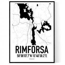 Rimforsa Karta