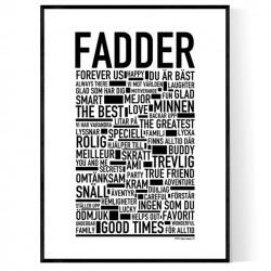 Fadder Poster