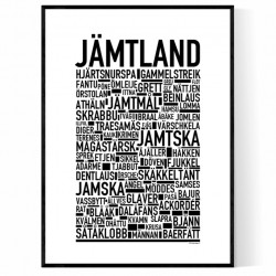 Dialekt Jämtland