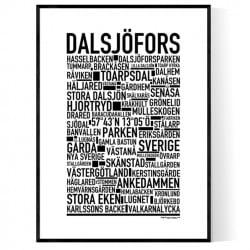 Dalsjöfors Poster