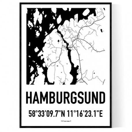 Hamburgsund Karta 2