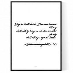 Johannesevangeliet 6: 35