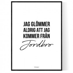 Från Jordbro