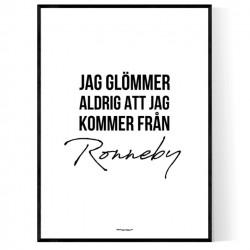 Från Ronneby