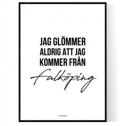 Från Falköping