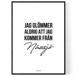 Från Nässjö