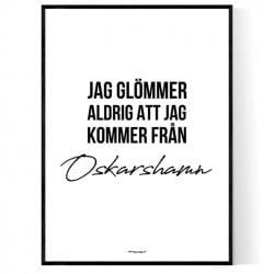 Från Oskarshamn