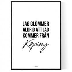 Från Köping