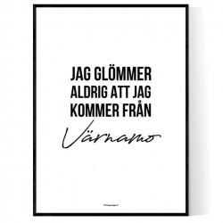 Från Värnamo