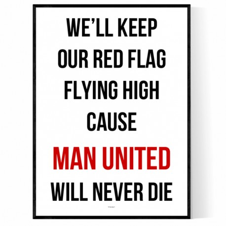 Man United Flag