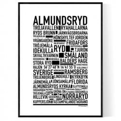 Almundsryd Poster
