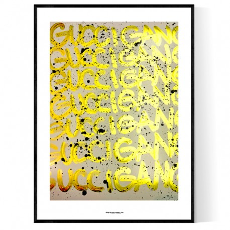 Guccigang Poster