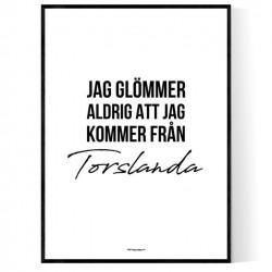 Från Torslanda