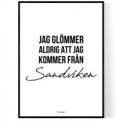 Från Sandviken