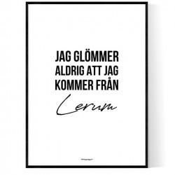 Från Lerum