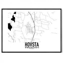 Hovsta Karta Poster