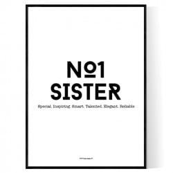 No1 Sister Poster