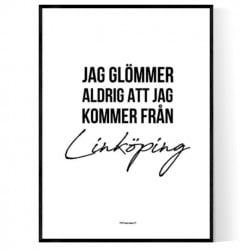 Från Linköping