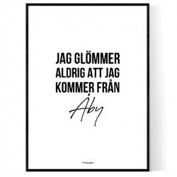 Från Åby