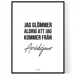 Från Arvidsjaur