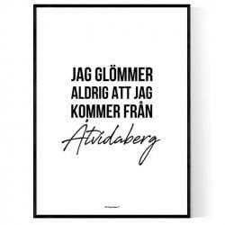 Från Åtvidaberg