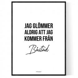 Från Båstad