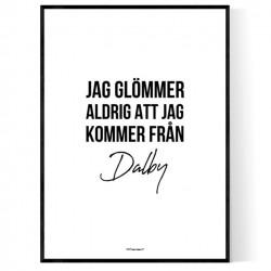 Från Dalby