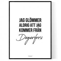 Från Degerfors