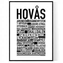 Hovås Poster