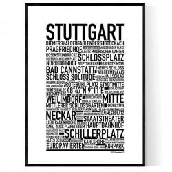 Stuttgart Poster