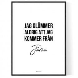 Från Järna