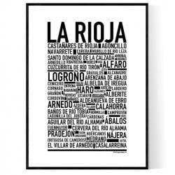 La Rioja Poster