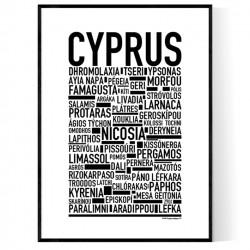 Cypern Poster