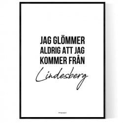 Från Lindesberg