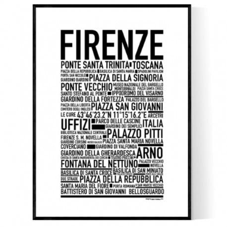 Florens Poster