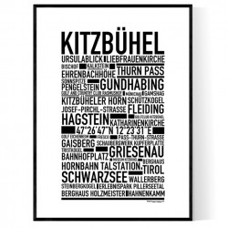 Kitzbühel Poster