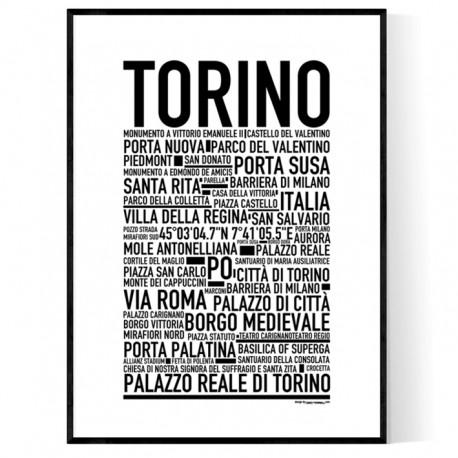 Torino Poster