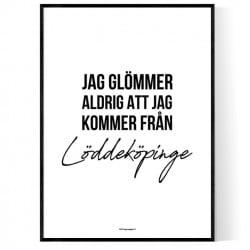 Från Löddeköpinge