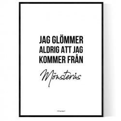 Från Mönsterås