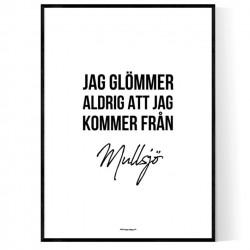 Från Mullsjö