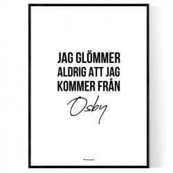 Från Osby