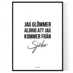 Från Sjöbo